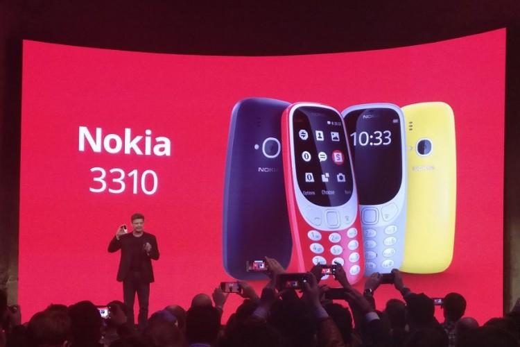 Nokia 3310, Nokia MWC, Mobile World Congress 2017