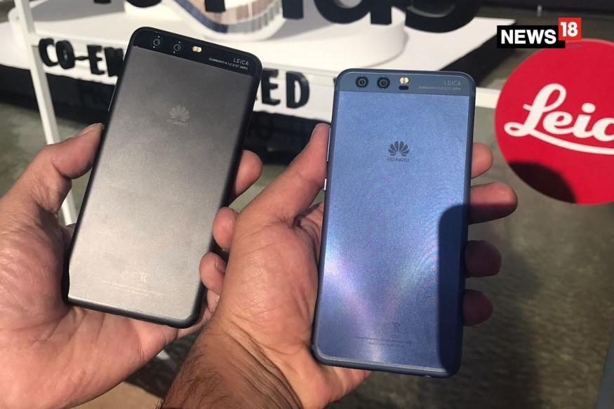 2 1 - MWC 2017: Huawei Launches Huawei P10, Huawei P10 Plus And Watch 2