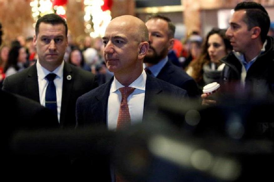 Jeff Bezos 1 - Israel to Amazon: Stop Selling Holocaust-Denying Literature