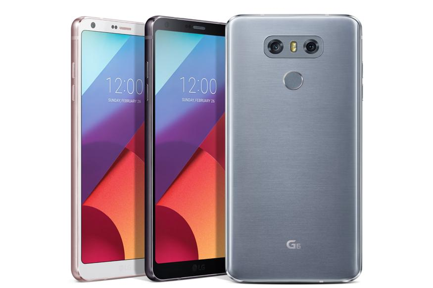 LG G6 launched at mcw 2017 1 - LG G6 With Google Assistant Launched at MWC 2017: All You Need to Know