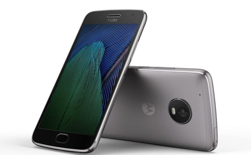 MWC 2017: Motorola Launches Moto G5 And Moto G5 Plus