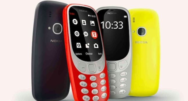 nokia 3310 family.jpgx648y348crop1 - Nokia's big comeback: Watches, bathroom scales, a 3310 PR gimmick, Snake, erm…