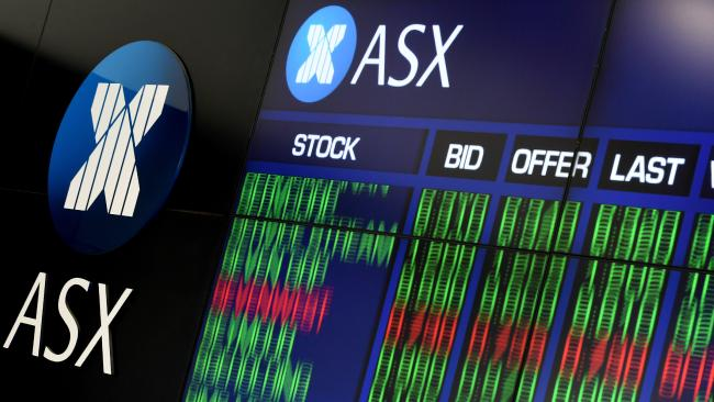 9915702447f5e49bf9a35bd765ac4953width650 - Australian sharemarket lower in early trade