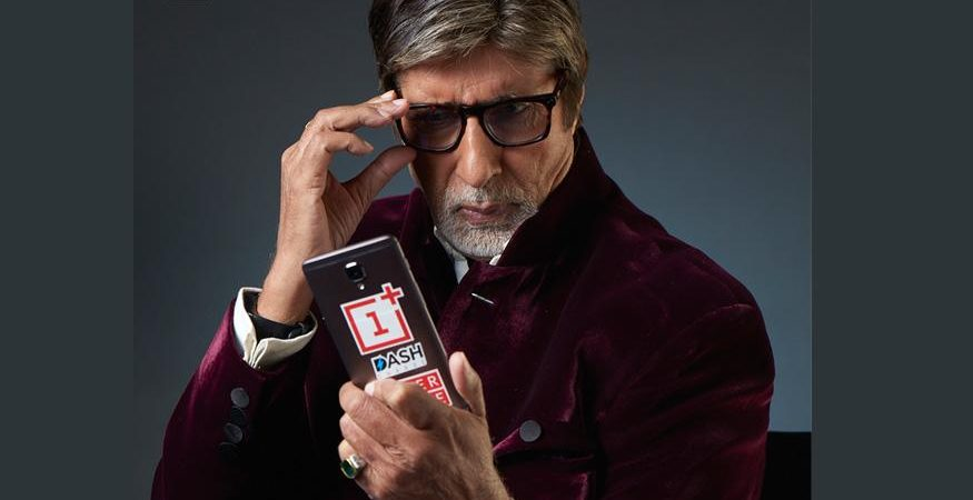 Amitabh Bachchan Gionee Plus 875x450 - Amitabh Bachchan Becomes The First OnePlus Star With OnePlus 3T