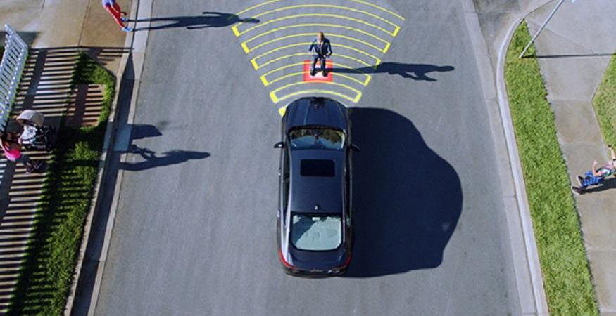 Ford pedestrian safe 875x450 - New Ford Pedestrian Detection Technology Eliminates Night Driving Fears