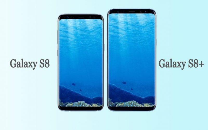 Galaxy S8 Vs S8 Plus 800x500 - Samsung Galaxy S8 vs Samsung Galaxy S8+: What's The Difference?