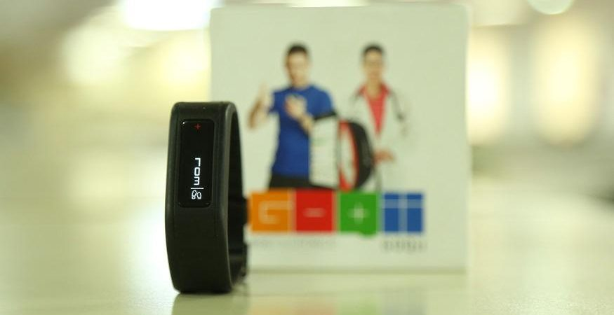 Goqii Smartband Fitness Tracker 875x450 - Wearable Market in India Saw Shipment of 2.5 Million Units in 2016
