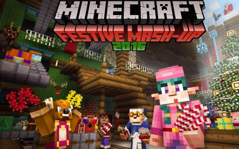 Minecraft 800x500 - 'Minecraft' Sales Hit 122 Million, With 55 Million Monthly Players