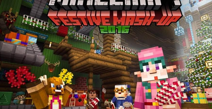 Minecraft 875x450 - 'Minecraft' Sales Hit 122 Million, With 55 Million Monthly Players