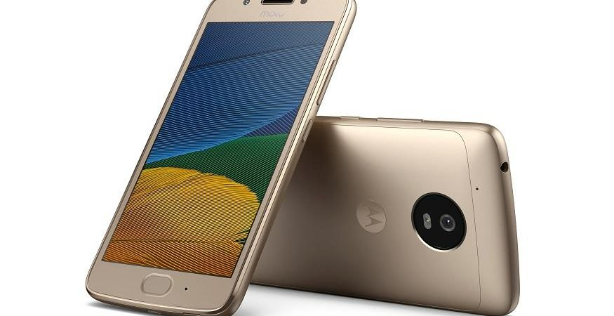 Moto G5 Fine Gold Front Back 1 875x450 - Moto G5 to go on Sale on Amazon.in From April 4