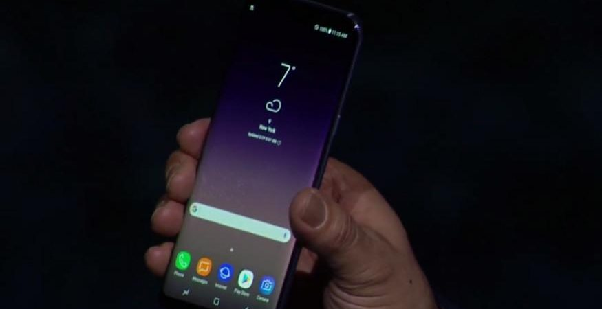 Samsung Galaxy S8 launch live 5 875x450 - Samsung Galaxy S8 And Galaxy S8+ Launched, Shipping Starts From April 21, 2017