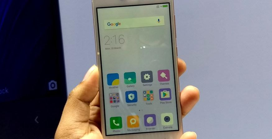 Xiaomi Redmi 4A 1 875x450 - Xiaomi Redmi 4A in Pics: Check Out The New Android Phone For Rs 5,999