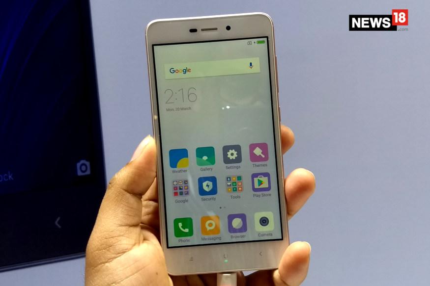 Xiaomi Redmi 4A 2 - Xiaomi Redmi 4A First Impression Review: Seems Like A Good Deal For Rs 6,000