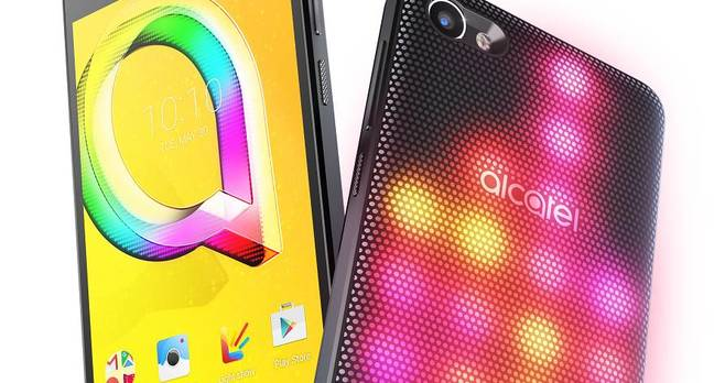alcatel a5.jpgx648y348crop1 - Alcatel wants to be Android, but different – and another crack at the Windows market