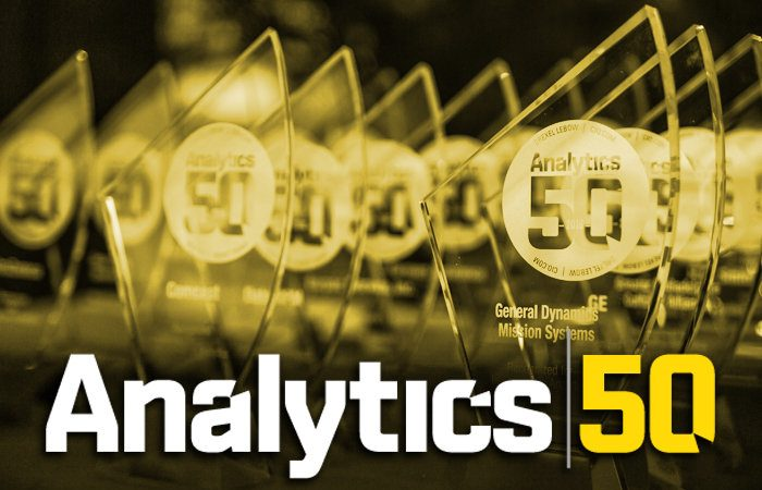 analytic 50 call for entries3 100711861 large 700x450 - Analytics 50: Call for 2017 entries