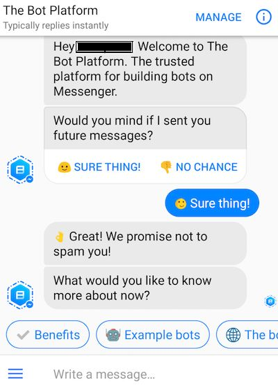 bot with buttons - Confirmed: Facebook shifts away from AI… and like a miracle, the bots start working