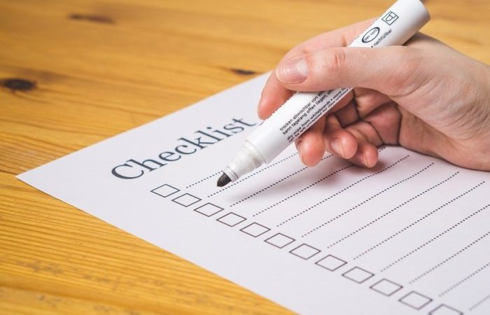 checklist project 100712462 large 1 700x450 - Addressing ambiguity on your IT team: A meeting of the minds