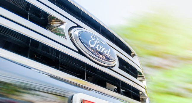 ford truck photo via shutterstock.jpgx648y348crop1 - How Ford has slammed the door on Silicon Valley's autonomous vehicles drive