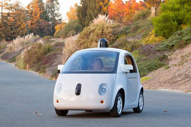 google car prototype - Robo-AI jobs doomsday may, er… not actually happen, say boffins
