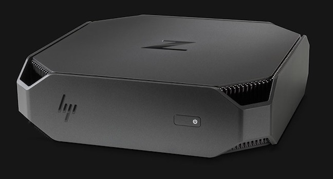 hp mini z3 workstation.jpgx648y348crop1 - Shopping for PCs? Ding, dong, the Dock is dead in 2017's new models