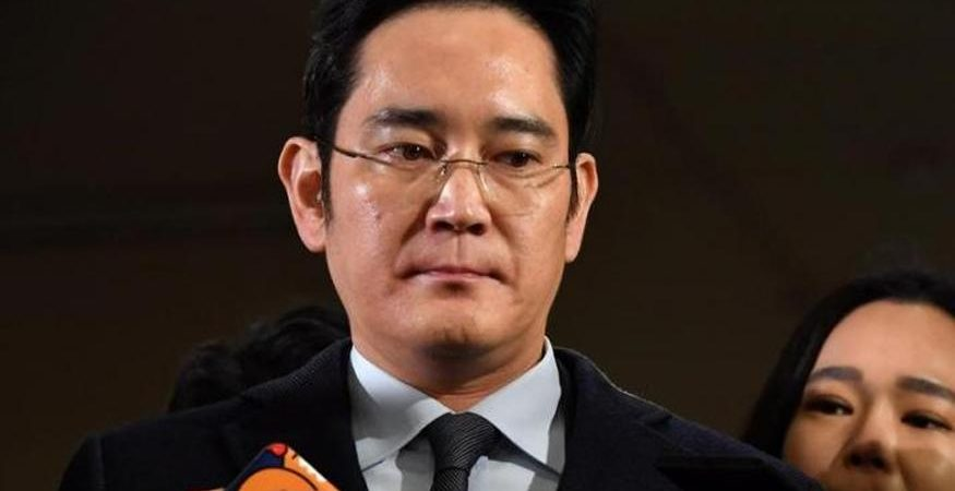 jay lee samsung 875x450 - Samsung Group Reiterates it Did Not Pay Bribes, Seek Improper Favours