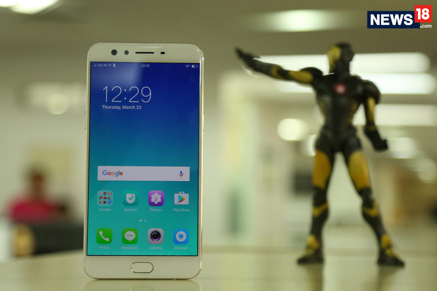 oppo f3 Plus 3 1 - Oppo F3 Plus Review: The Super Selfie 6-inch Mega Smartphone For Rs 30,990