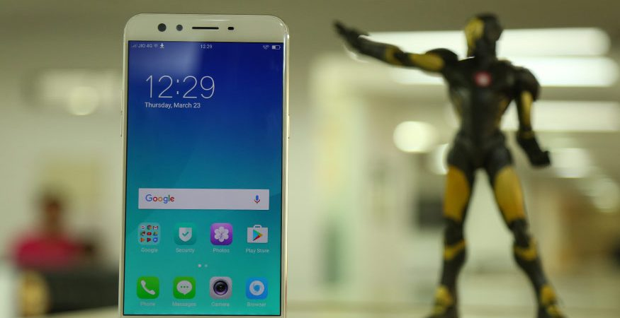 oppo f3 Plus 3 875x450 - Oppo F3 Plus With Dual-Front Camera Launched in India at Rs 30,990