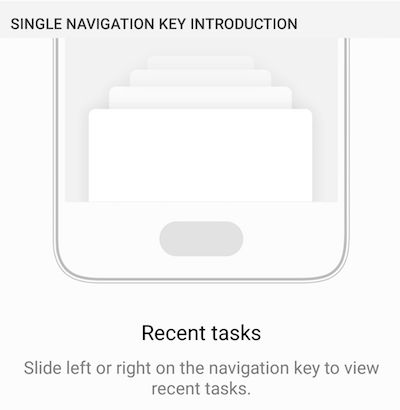 sensor recent tasks - Huawei's just changed the way you'll use Android
