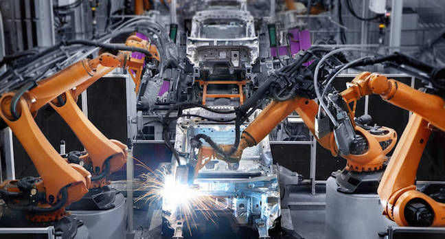 shutterstock car manufacturer.jpgx648y348crop1 1 - Family of technician slain by factory robot sues everyone involved