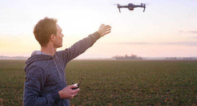 shutterstock drone.jpgx648y348crop1 - Who will banish spy-cam drones from US skies? The FAA doesn't want to do it. EPIC disagrees