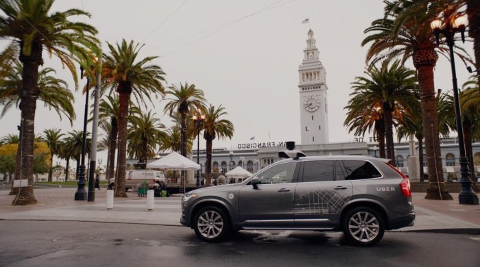uber san francisco 100699164 large 2 - Uber gets permit to test autonomous cars in California