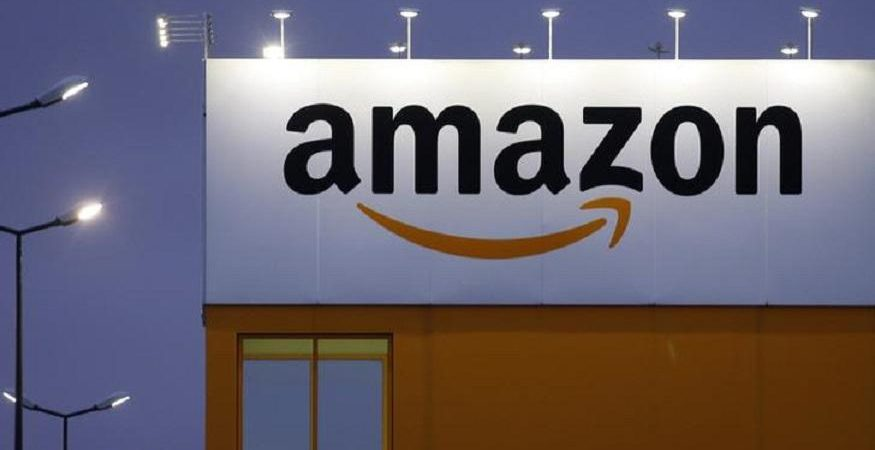 Amazon Logo 3 875x450 - Amazon's Results Beat Estimates, Lifted by Cloud Unit; Shares Hit High