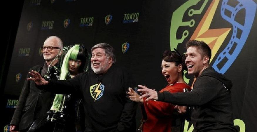 Apple Co founder Steve Wozniak 875x450 - Apple CEO Feels Facebook, Google Will Only Grow Bigger