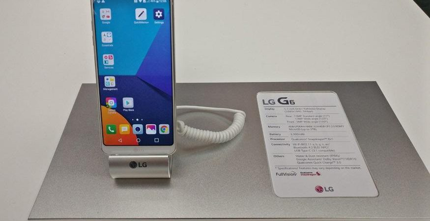 LG G6 1 1 875x450 - LG G6 to Launch in India on April 24: Will it be Priced Under Rs 55,000?