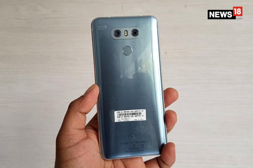 LG G6 prie specs