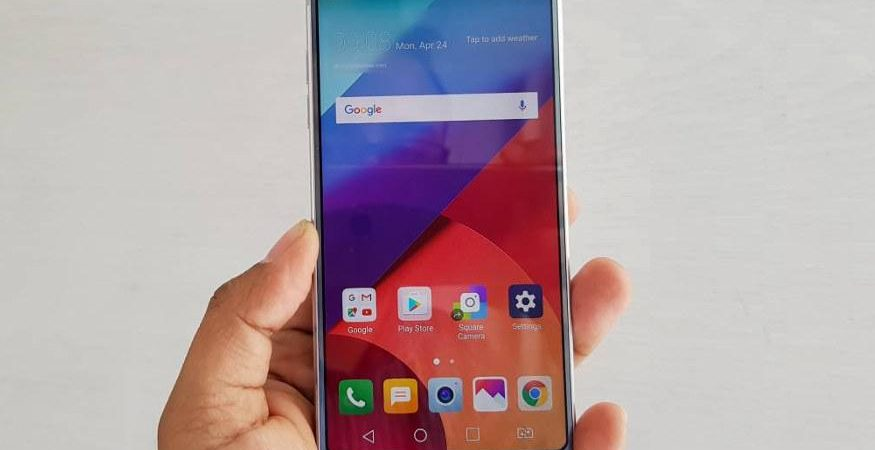 LG G6 smartphone Amazon India 1 875x450 - LG G6 Smartphone in Pics: Launch Offers, Price, Specs, Video and More