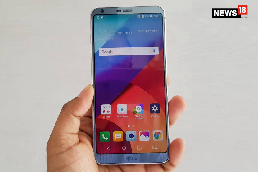 LG G6 smartphone Amazon India 2 - LG G6 vs Samsung Galaxy S8: It's Beauty vs Toughness