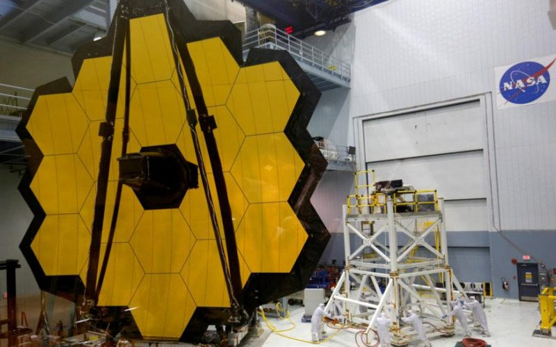 Nasa Telescope 800x500 - NASA to Review WFIRST Space Telescope For Construction Cost, Time