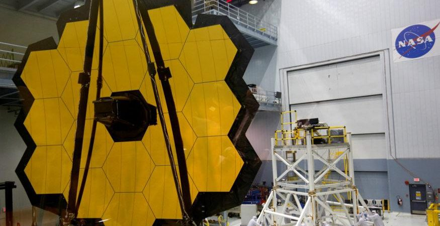 Nasa Telescope 875x450 - NASA to Review WFIRST Space Telescope For Construction Cost, Time