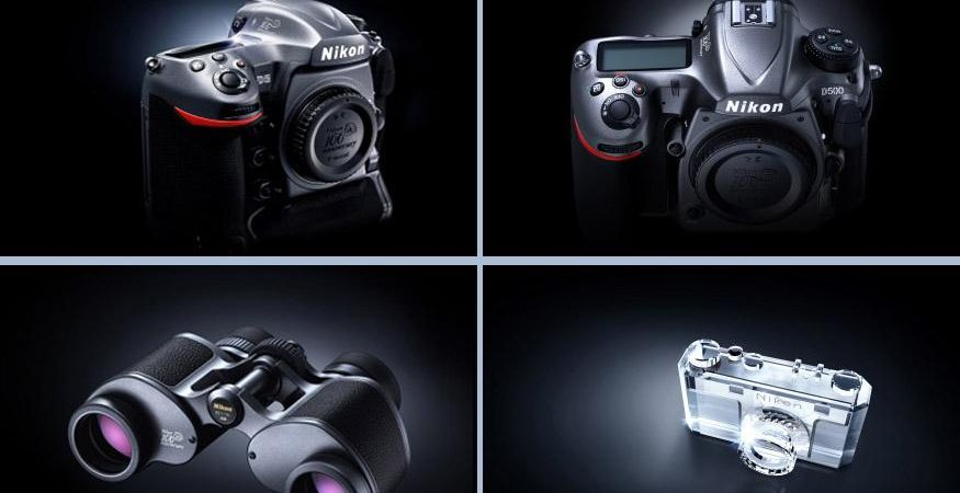 Nikon 100th Anniversary Products 875x450 - Nikon Celebrates 100th Anniversary With Anniversary Limited Commemorative Models