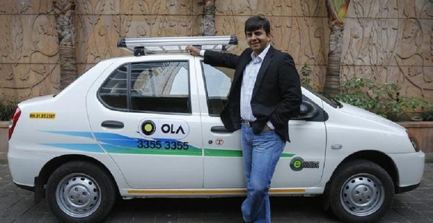 Ola 1 875x450 - Ola Aims to Bring Electric Vehicle Fleet in India by Next Year