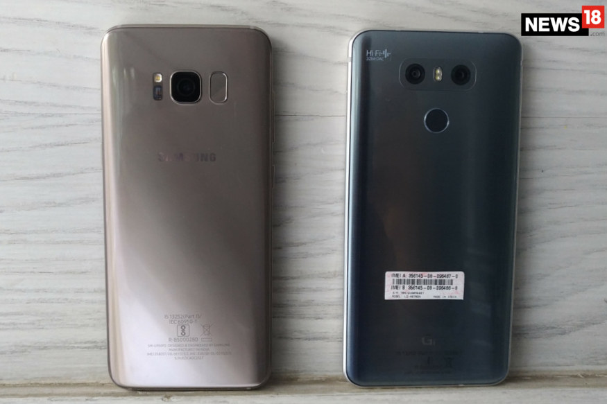 Lg G6, Samsung Galaxy S8, LG G6 vs Samsung Galaxy S8, smartphones, technology news