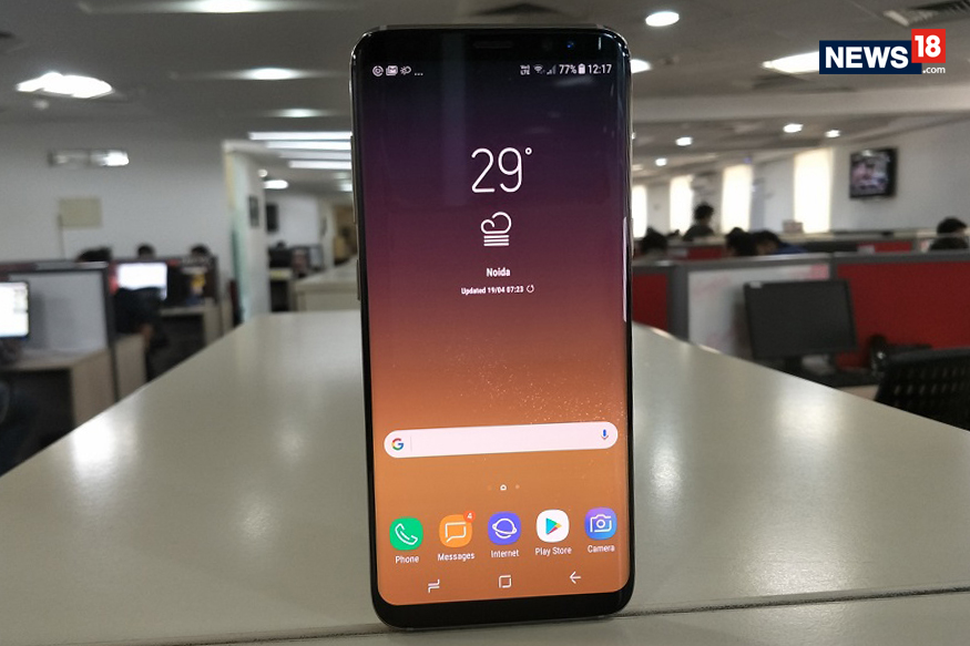Samsung, Red Tint Issue, Galaxy S8, Samsung Galaxy S8, red tint