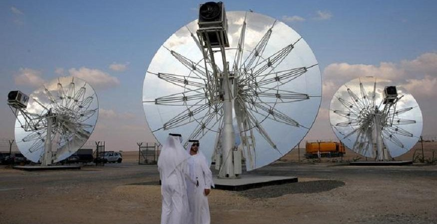 Solar Panels Dubai 875x450 - Dubai Sees First Solar Powered Gas Station of UAE