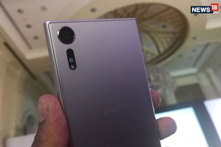 Sony Xperia XZs - Rear Camera