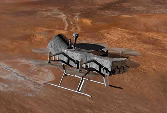 aHR0cDovL3d3dy5saXZlc2NpZW5jZS5jb20vaW1hZ2VzL2kvMDAwLzA5MS81ODgvb3JpZ2luYWwvVHVydGxlLTY2LmpwZw - 'Dragonfly' Drone Could Explore Saturn Moon Titan