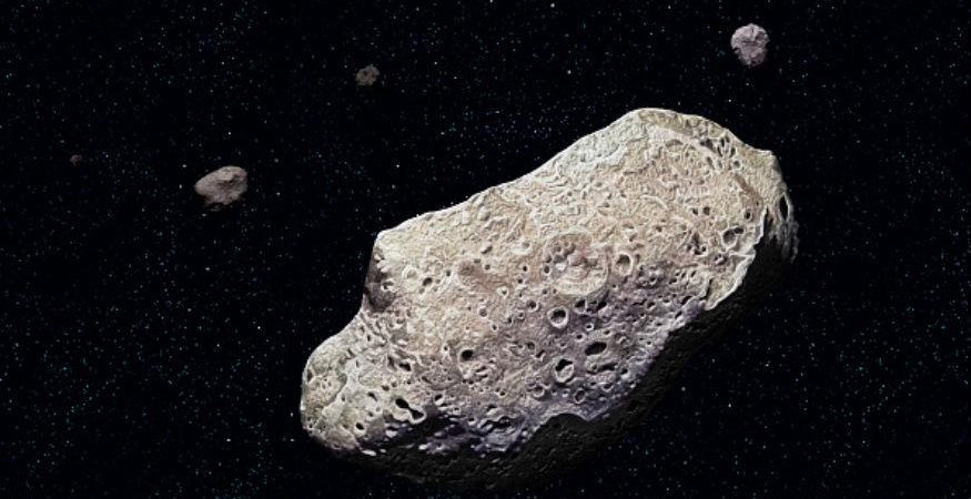 asteroid 875x450 - In 10 Days, Giant Asteroid Will Fly 'Very Close' to Us, Says NASA