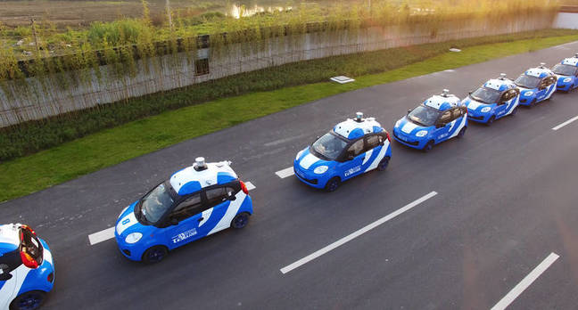 baidu self driving car - Q. Why is Baidu sharing its secret self-driving sauce? A. To help China corner the market