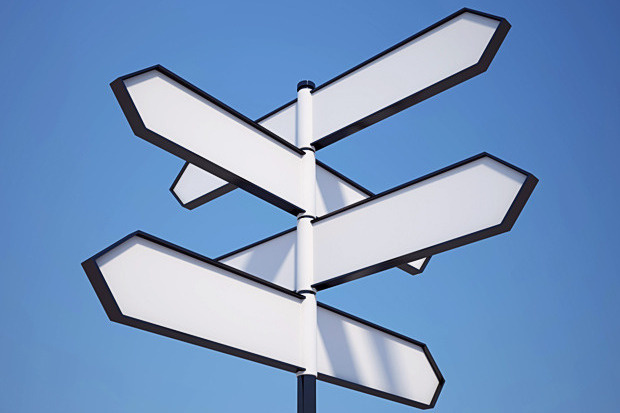 directional signs 100596348 primary - Why bi-modal IT doesn't really work