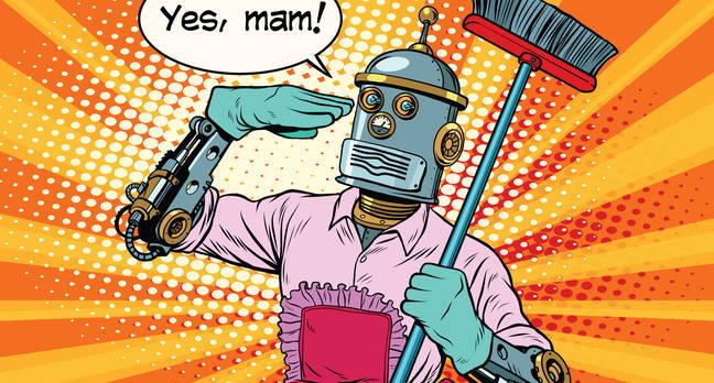 home robot.jpgx648y348crop1 - Baidu teaches AI 'baby' bots English by ordering them around a maze